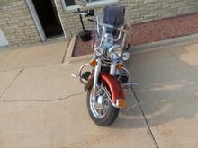2013 HARLEY DAVIDSON HERITAGE SOFTTAIL MOTORCYCLE