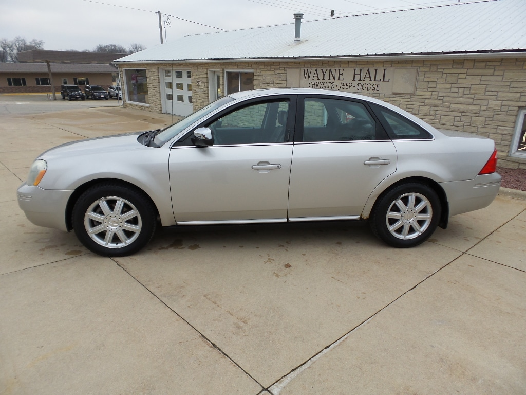 2006 Ford Five Hundred Limited Sedan AWD