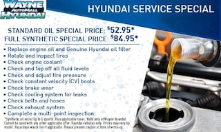 Oil Service Special