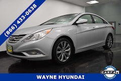Used Cars  2012 Hyundai Sonata 2.0T Limited Sedan For Sale in Wayne NJ