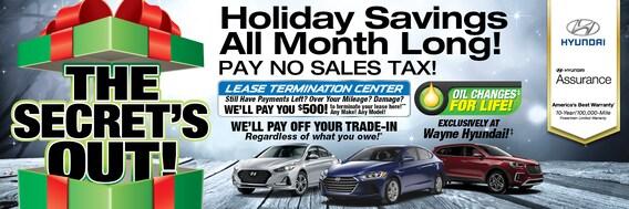 Car Dealerships That Pay Off Your Trade >> Hyundai Accent Wayne Hyundai