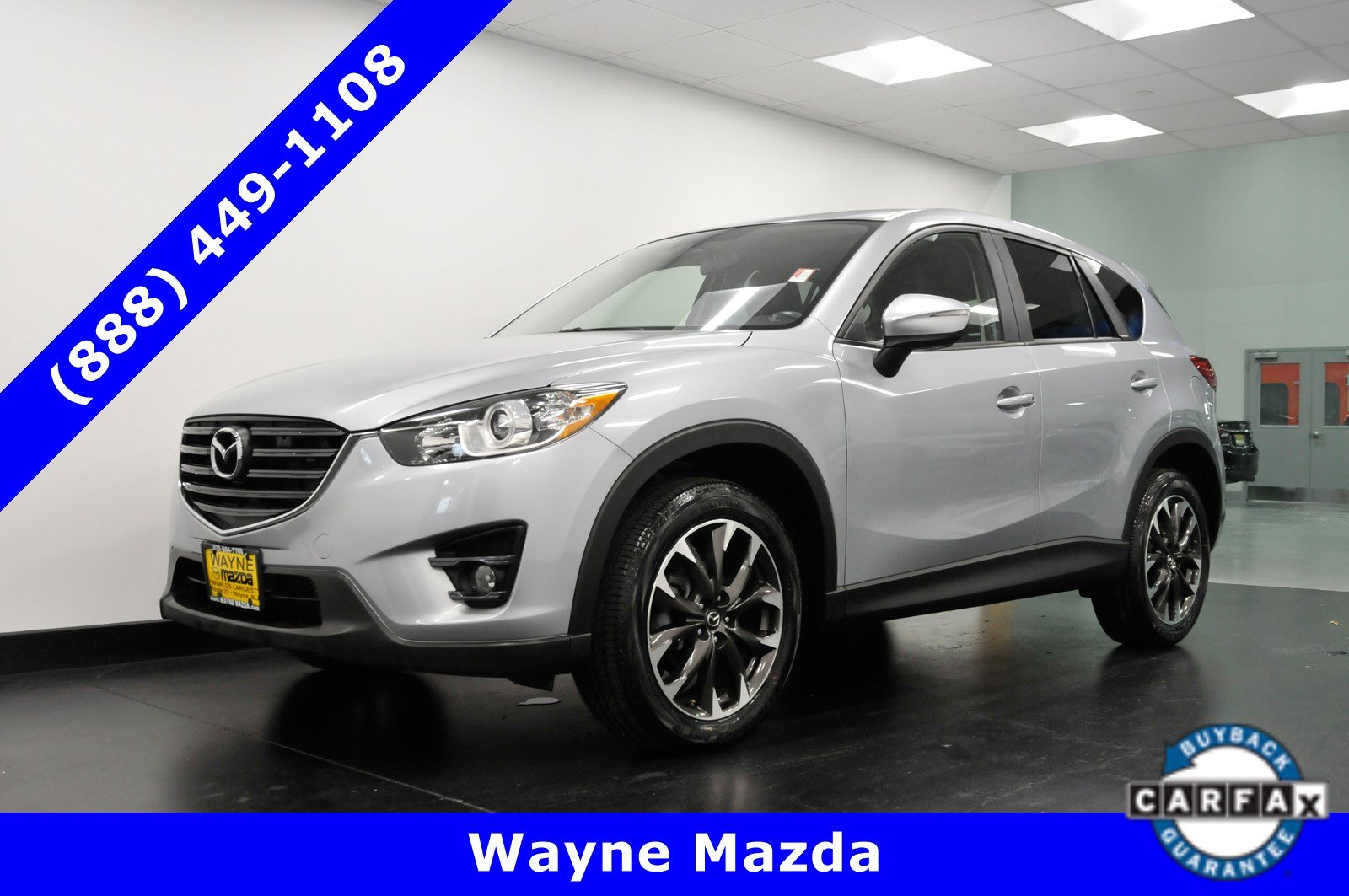 2016 Mazda Mazda CX-5 Grand Touring AWD SUV