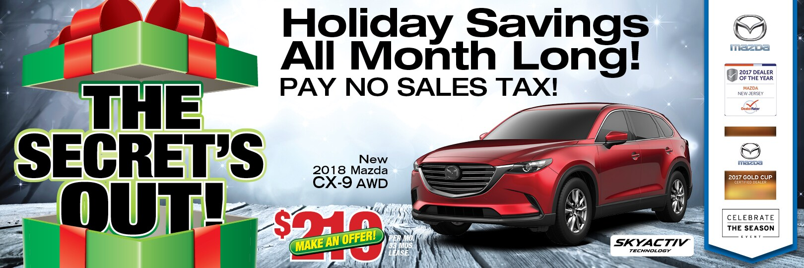 Awesome Mazda CX 9 Specials