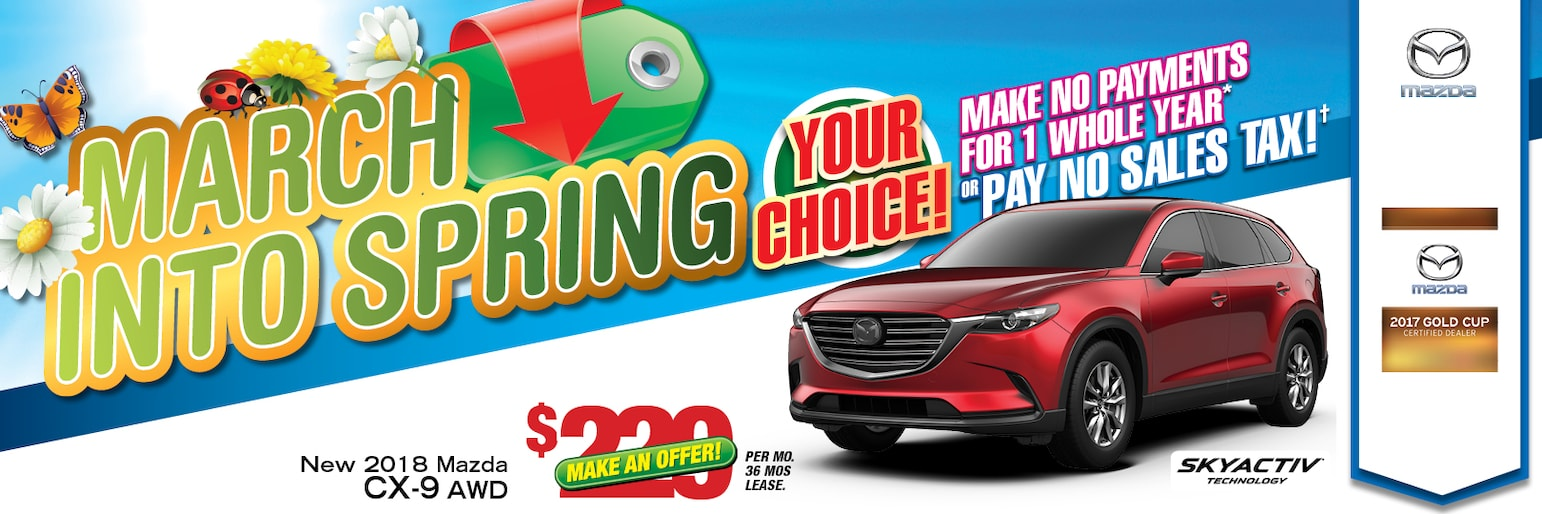Wayne Mazda Mazda Dealer Wayne NJ Near Yonkers - Mazda nj dealerships