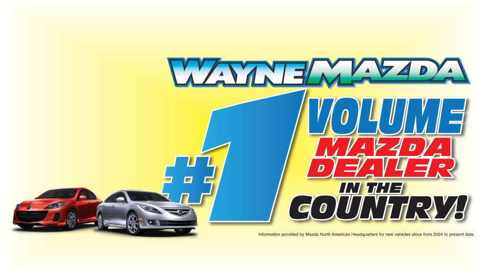 New & Used Mazda Dealership Serving Yonkers | Wayne Mazda