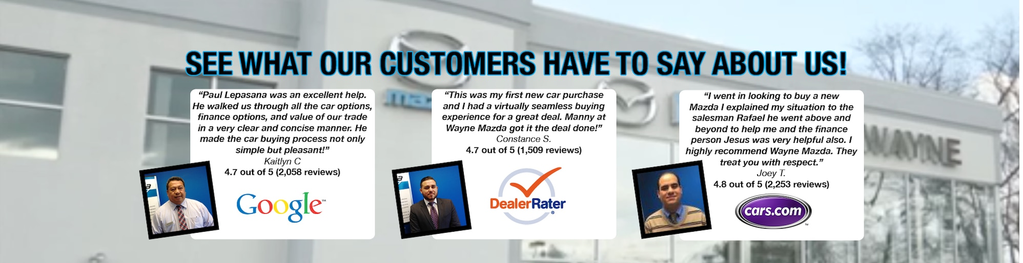 Wayne Mazda: Mazda Dealer Wayne NJ | Near Yonkers