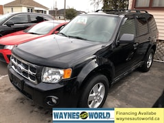 2010 Ford Escape XLT **LEATHER & SUNROOF** SUV