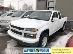 2012 Chevrolet Colorado LT w/1SD Truck Extended Cab