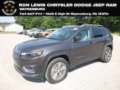 New 2019 Jeep Cherokee LIMITED 4X4 Sport Utility for sale in Pittsburgh,PA