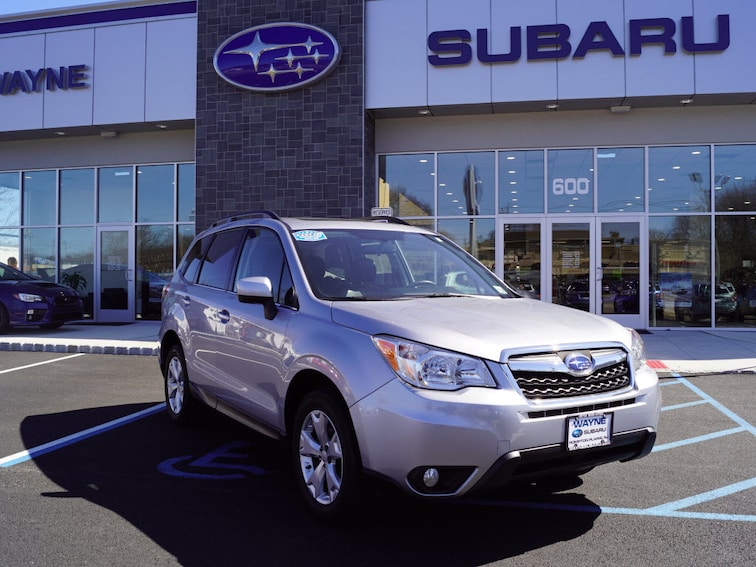 Used 2016 Subaru Forester 2.5i Limited SUV in Wayne, NJ