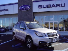 Certified Pre-Owned 2018 Subaru Forester 2.5i Premium SUV JF2SJAGC6JH599289 for Sale in Pompton Plains, NJ