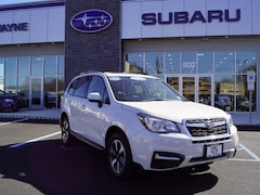 Certified Pre-Owned 2018 Subaru Forester 2.5i Premium SUV JF2SJAEC7JH588224 for Sale in Pompton Plains, NJ