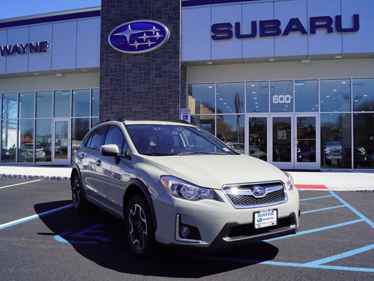 Certified Used 2016 Subaru Crosstrek 2.0i Limited SUV in Wayne NJ