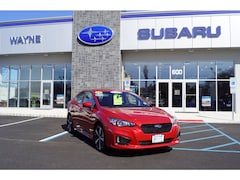 Used 2018 Subaru Impreza 2.0i Sport with Sedan U11800 in Wayne, NJ