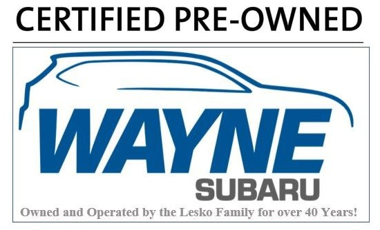 Subaru Certified Pre Owned >> Certified Used Subaru Dealer In Wayne Nj Why Buy Cpo