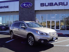 Used 2017 Subaru Outback 2.5i Limited with SUV U11172 in Wayne, NJ