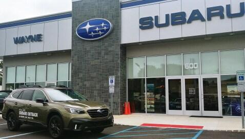Wayne Subaru   New 2019 & 2020 Subaru Dealer in Wayne, NJ