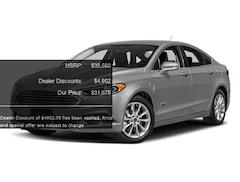 New 2017 Ford Fusion Energi SE Sedan in Wayne NJ