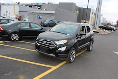 Used 2018 Ford EcoSport Titanium SUV for Sale in Wayne