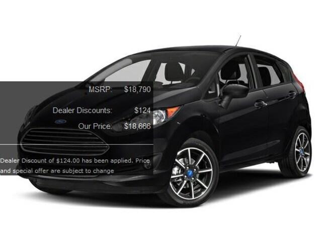 New 2018 Ford Fiesta SE Hatchback in Wayne NJ