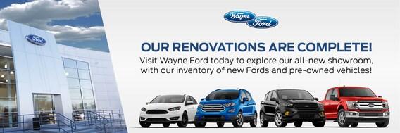 Ford Dealer in Wayne NJ | Near Fairfield NJ & Paterson