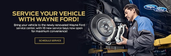 Ford Dealer in Wayne NJ | Near Fairfield NJ & Paterson