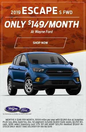 Ford Lease Deals 2017 >> Ford Finance Lease Deals In Wayne Nj Near Paterson