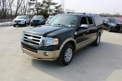 Used 2014 Ford Expedition EL King Ranch SUV for Sale in Wayne
