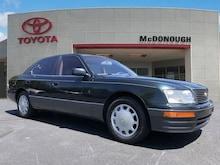 1996 LEXUS LS 400 400 Sedan