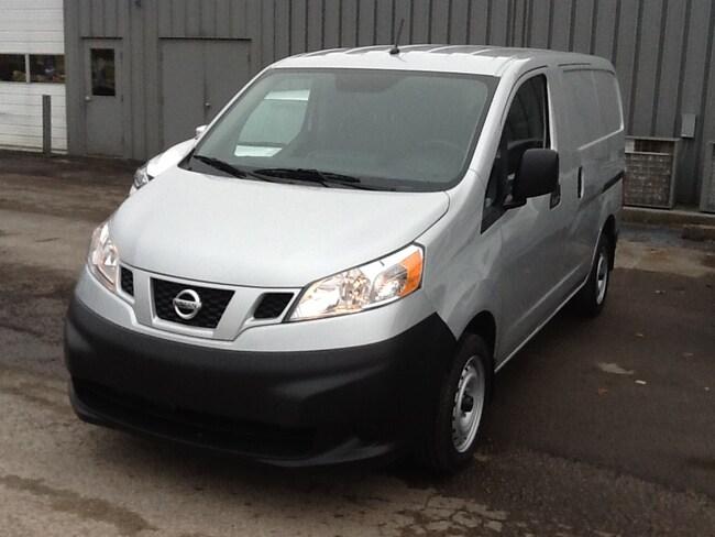 2017 Nissan NV200 S Cargo Van
