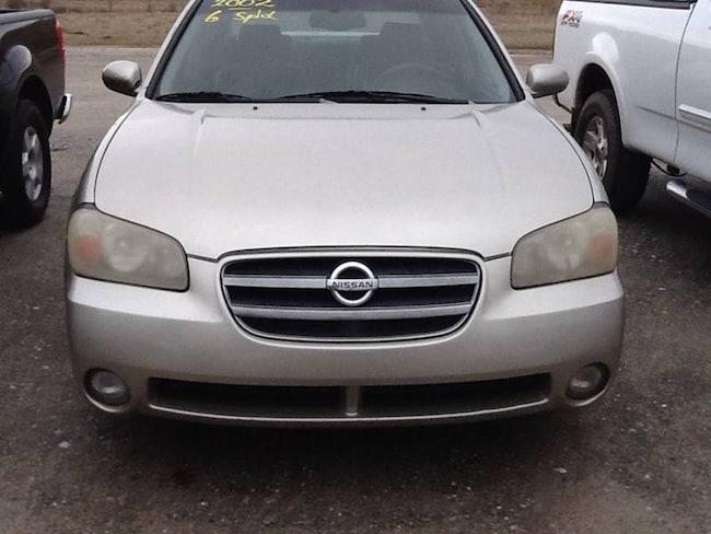 2002 Nissan Maxima SE Sedan