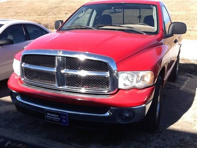 2003 Dodge Ram 1500 SLT/Laramie Truck