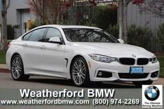 2016 BMW 4 Series 4dr Sdn 428i RWD Gran Coupe Sulev Gran Coupe in [Company City]