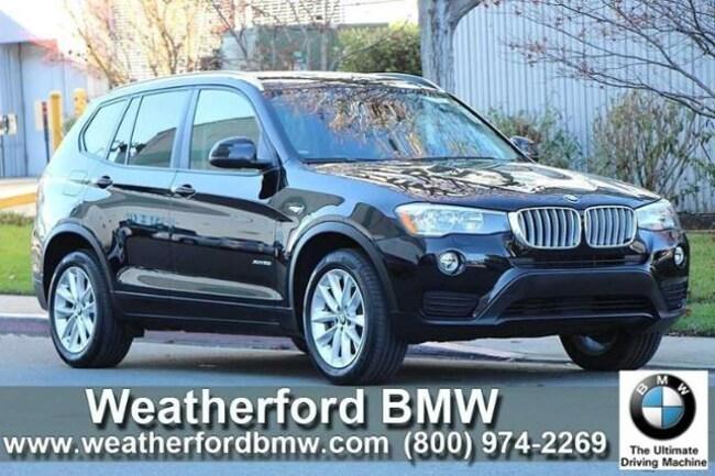 Used 2016 BMW X3 AWD 4dr Xdrive28i SAV in Berkeley