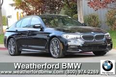 2019 BMW 5 Series 540i Sedan Sedan