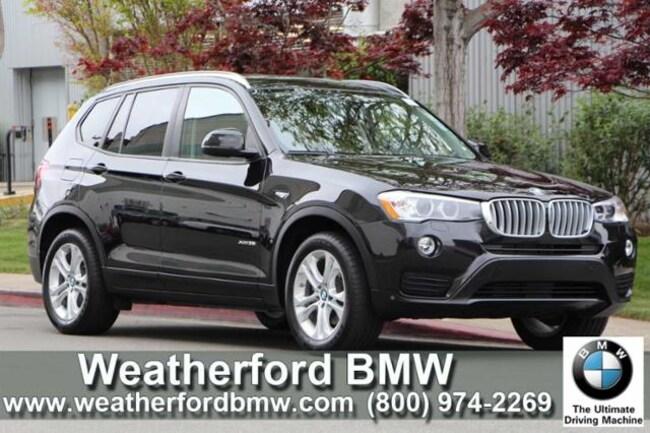 Used 2016 BMW X3 AWD 4dr xDrive35i SAV in Berkeley