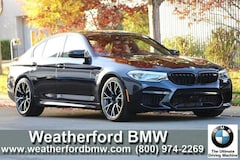 2019 BMW M5 Competition Sedan Sedan