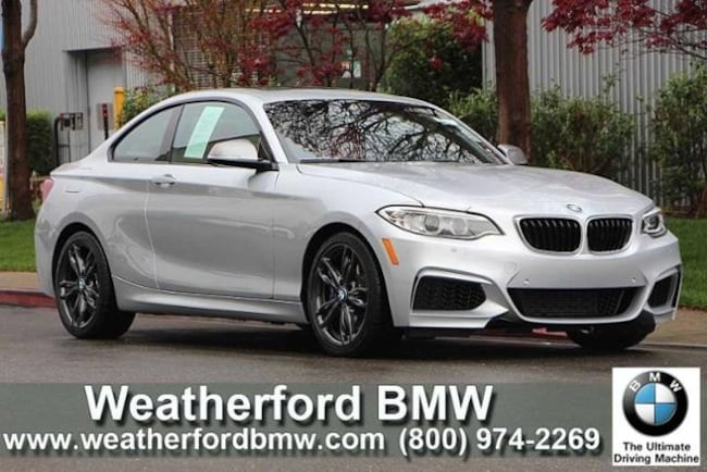 Used 2016 BMW 2 Series 2dr Cpe M235i RWD Coupe in Berkeley