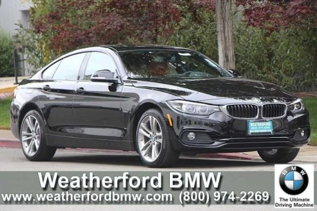 Used 2018 BMW 4 Series 430i Xdrive Gran Coupe Gran Coupe in Berkeley