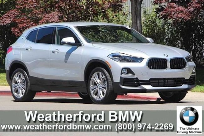 New 2018 BMW X2 Xdrive28i Sports Activity Vehicle Sports Activity Coupe in Berkeley