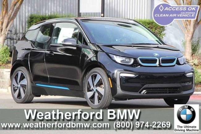New 2019 BMW i3 120 Ah w/Range Extender Sedan in Berkeley
