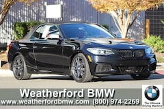 Used 2016 BMW 2 Series 2dr Conv M235i RWD Convertible in Houston
