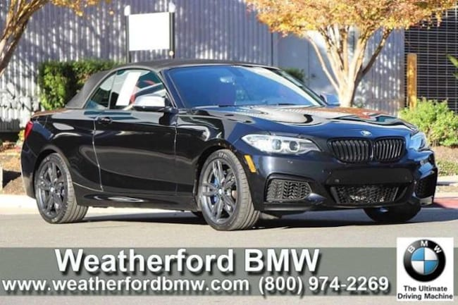 Used 2016 BMW 2 Series 2dr Conv M235i RWD Convertible in Berkeley