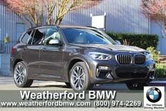 2019 BMW X3 M40i Sports Activity Vehicle SAV