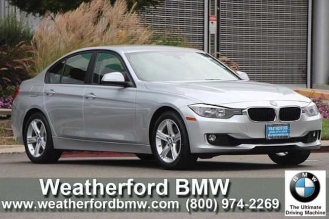Used 2015 BMW 3 Series 4dr Sdn 328i RWD Sulev Sedan in Berkeley