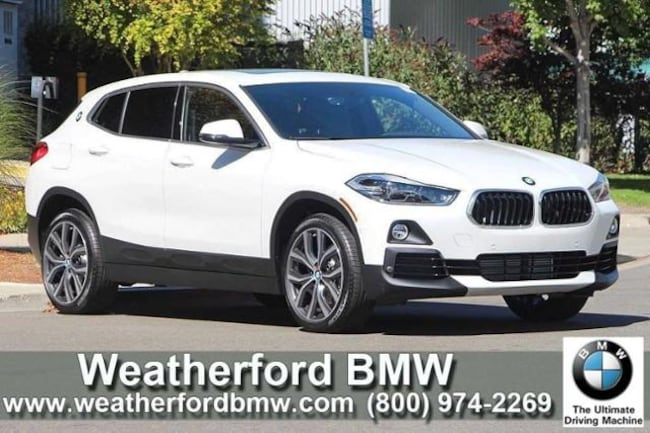 New 2018 BMW X2 Sdrive28i Sports Activity Vehicle Sports Activity Coupe in Berkeley