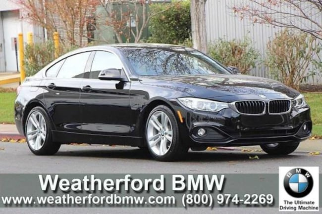 Used 2017 BMW 4 Series 430i Gran Coupe Sulev Gran Coupe in Berkeley