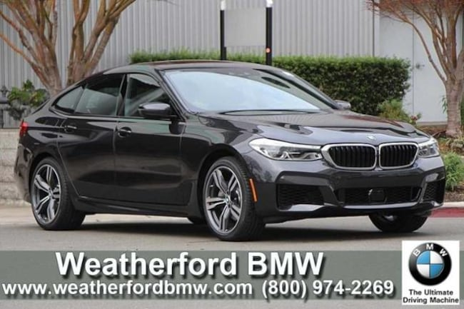 New 2019 BMW 6 Series 640i Xdrive Gran Turismo Gran Turismo in Berkeley