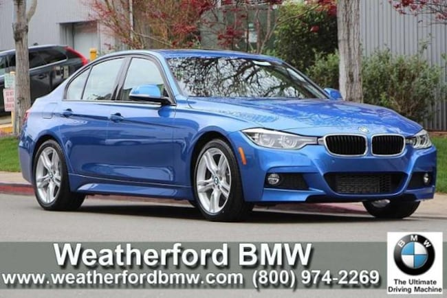 Used 2018 BMW 3 Series 328d Sedan Sedan in Berkeley