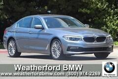2018 BMW 5 Series 530i Sedan Sedan